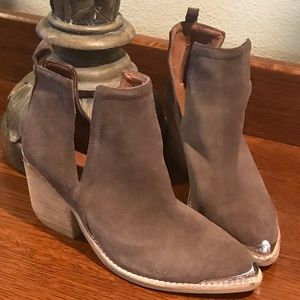Jeffery Campbell Cromwell Ankle Booties